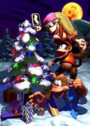 Un joyeux Noël à tous les Limited ! Xmaskongs