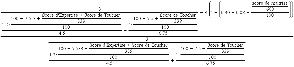 [Joueur expérimenté] Calculateur d'EH Statistique et comparateur d'objet Excel 37380