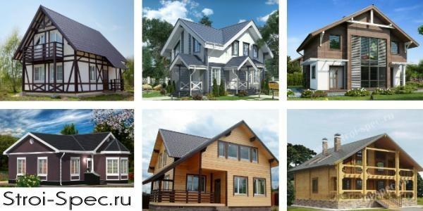 Строительство каркасных домов в Дедовске и прочих населенных пунктах Подмосковья от надежного исполнителя 3263