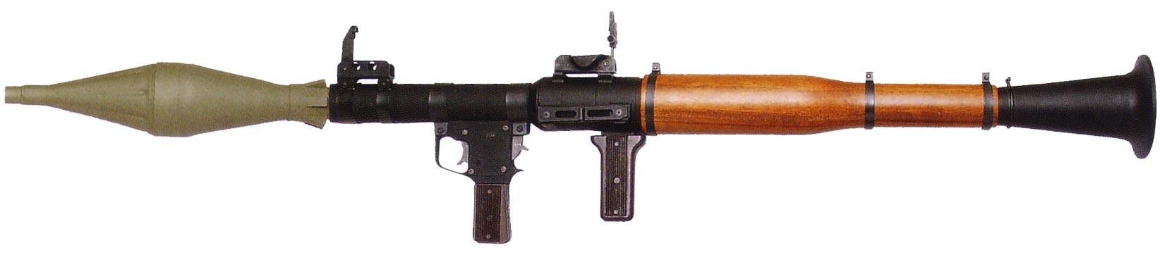 اكبر و اوثق موسوعة للجيش العراقي على الانترنت RPG-7