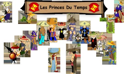 les princes du temps