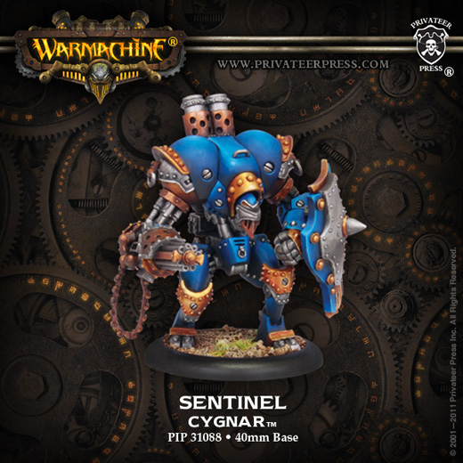 Privateer Press 31088_SentinelWEB