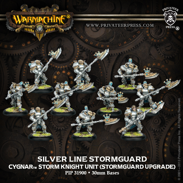 Some new releases from PP! Update September 2013! 31900_SilverLineStormguard_WEB_0