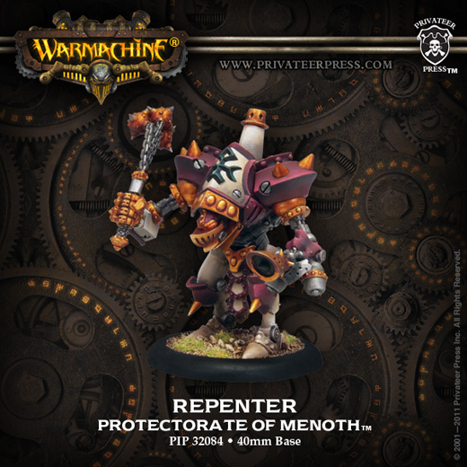 Privateer Press 32084_Repenter_WEB