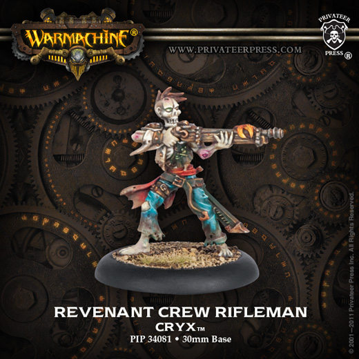 Privateer Press 34081_RevenantCrewRifleman_WEB