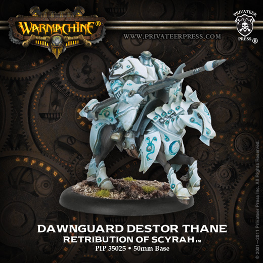 Privateer Press 35025_DestorThaneWEB