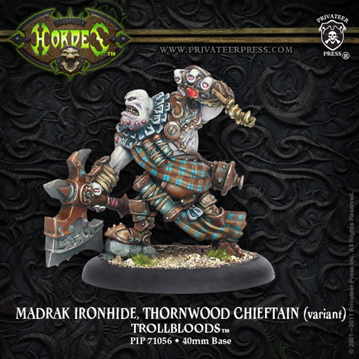 Privateer Press 71056_Madrak2011WEB
