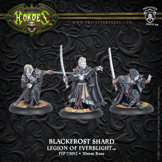 Privateer Press 73052_BlackfrostShardWEB
