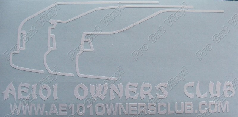 ***GROUP BUY*** AE101 Owners Club Sticker. Ae101_owners_club_sticker_white