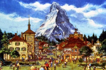 World Showcase - Transformations [EPCOT] Wdw-matterhorn-350x233