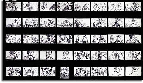 [Walt Disney] La Reine des Neiges (2013) - Sujet d'avant-sortie - Page 4 Snow-Queen-Storyboard_web