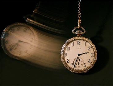 A Temporalidade e A Eternidade Relogio