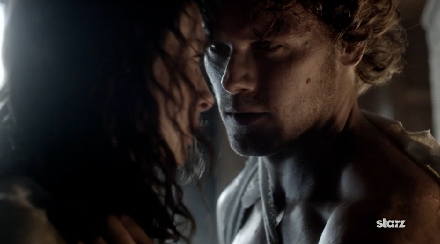Outlander y la mirada femenina Jamie-claire-outlander-1