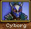 Cyborg: Graphics Cyborg%20-%20Faction%20Icon