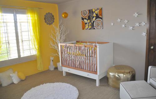 Pour vous : Idée de déco chambre bébé Serafina7