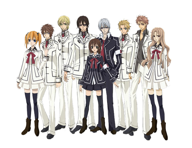 [ANIME/MANGA] Vampire Knight 2990489315