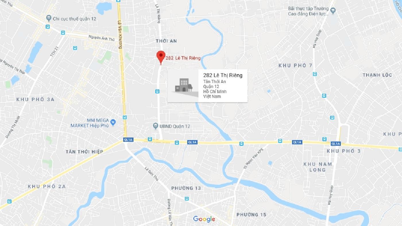 Thông tin tổng quan dự án Phúc Yên Prosper Phố Tây Maps