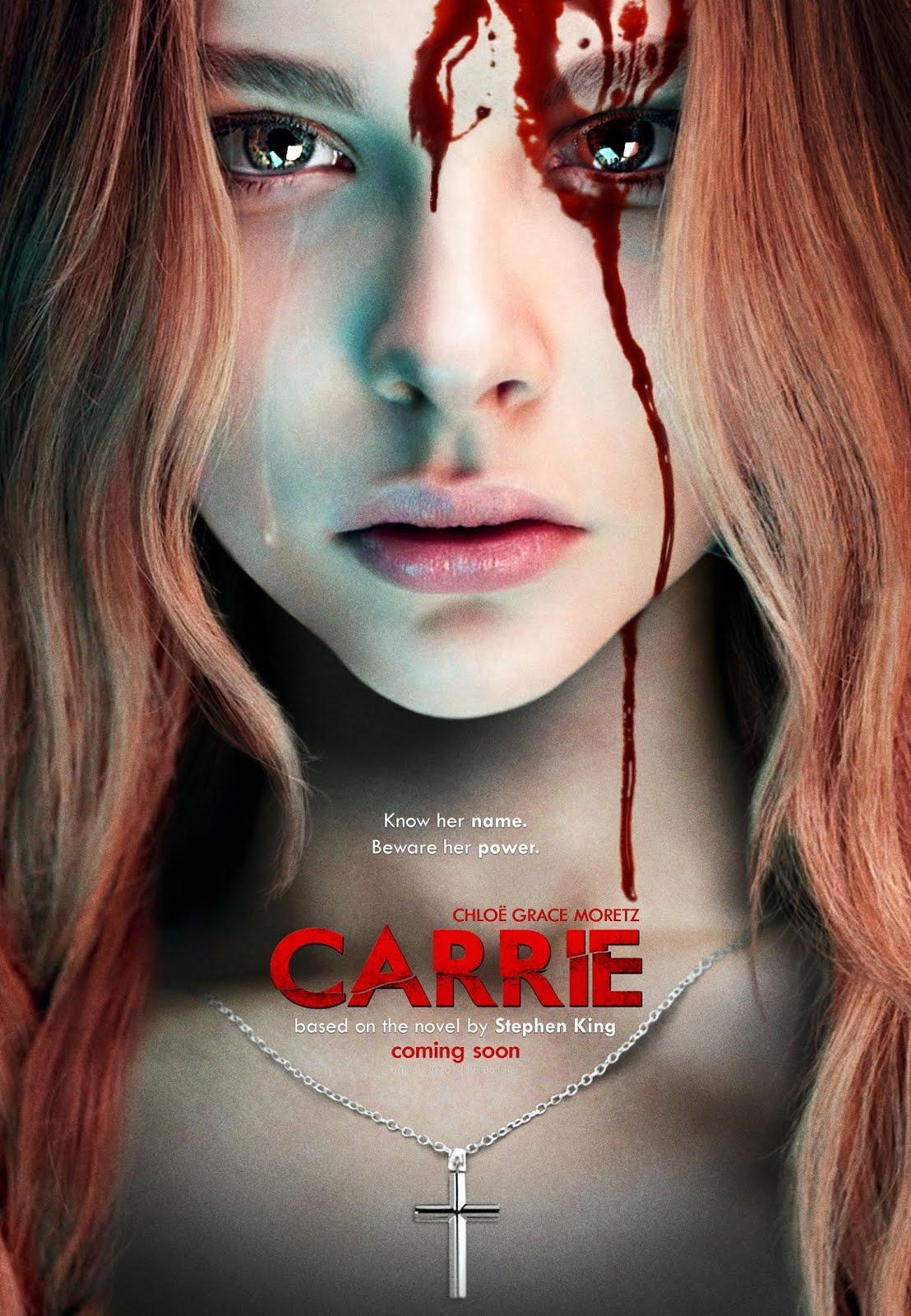 Cinema e scene dei film - Pagina 3 Carrie-poster-2013-locandina