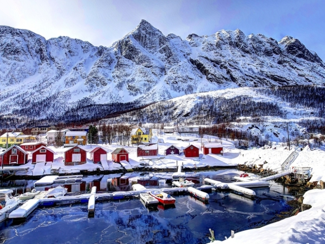 Роскошные пейзажи Норвегии - Страница 3 569ed77205866