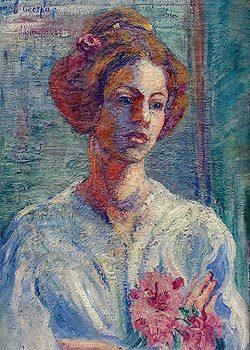 Nadežda Petrović (1873 - 1915) Medium