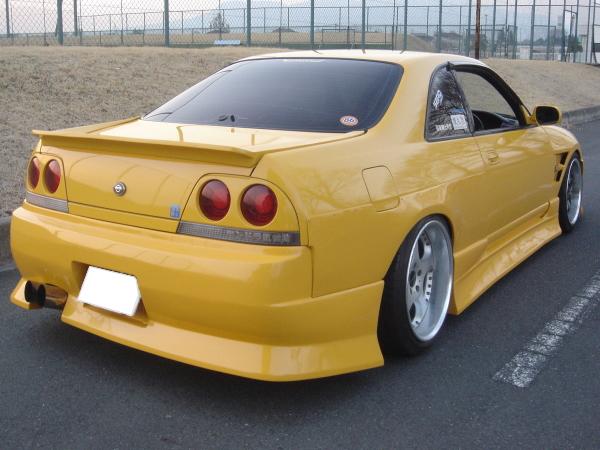 Nissan Skyline Gts-T r33 & golf mk4 R33-2dr-6_600x450