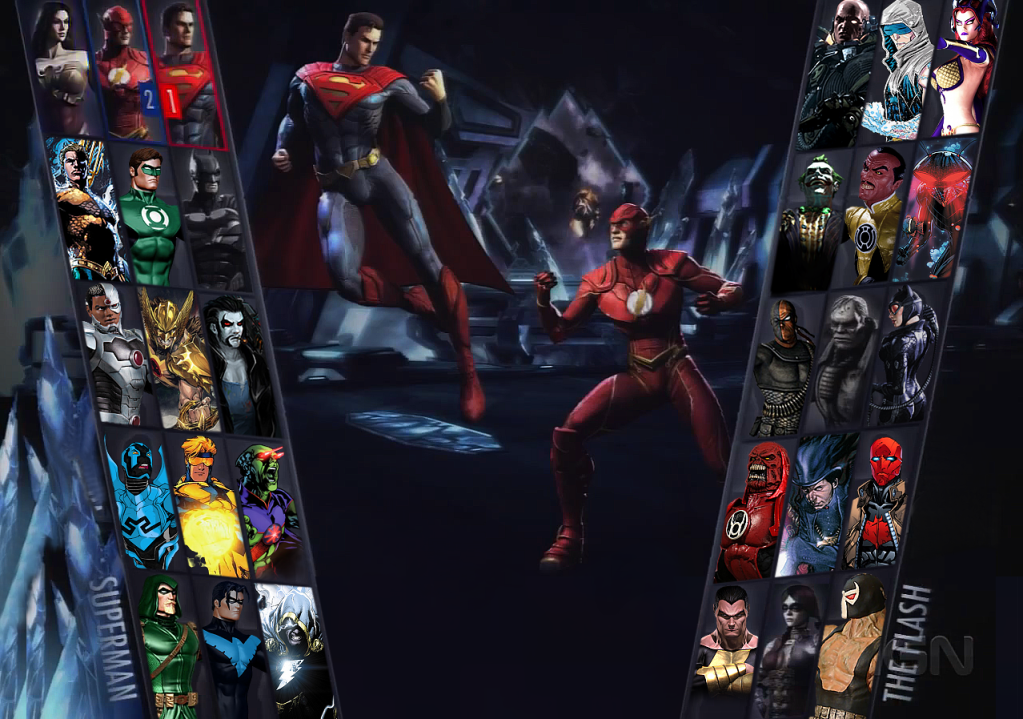 [Oficial] Injustice: Gods Among Us Injustice_select33