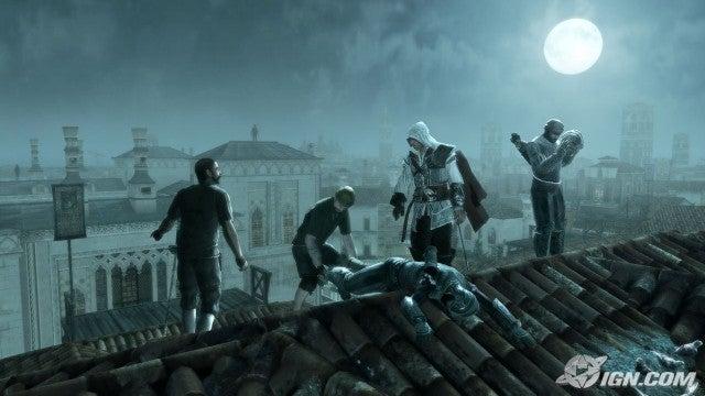Wink  حصريآ وانفراد تام : النسخه المنتظرة بفروغ الصبر من لعبة Assassins Creed II (Multi.9) pc Assassins-creed-ii-20090923115254850_640w