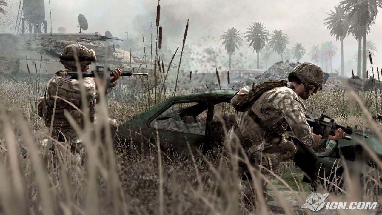 Call of Duty 4: Modern Warfare - Chiến tranh hiện đại (Fullrip)  Call-of-duty-4-modern-warfare-20070613104409229
