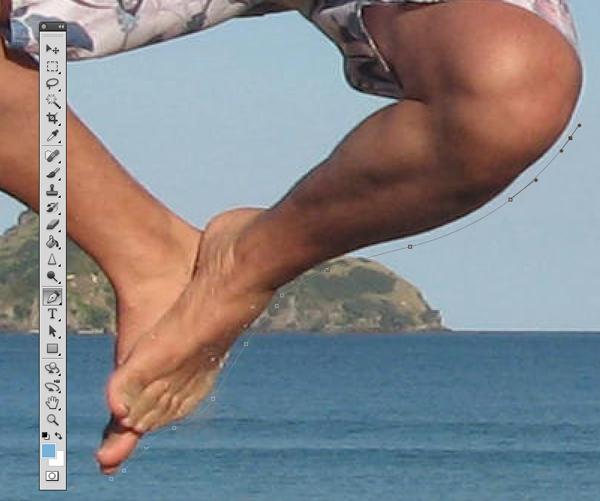 Retirando Pessoas ou Objetos da foto - Photoshop CS5 Image005