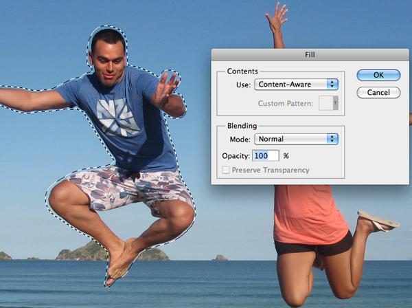 Retirando Pessoas ou Objetos da foto - Photoshop CS5 Image017