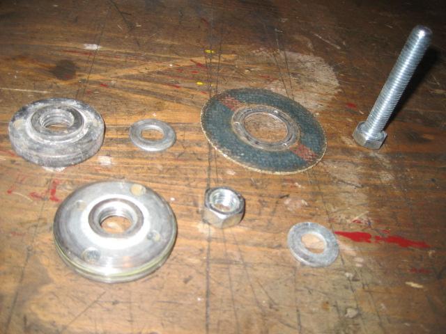Bras de suspension arrière R11T2 IMG_7912