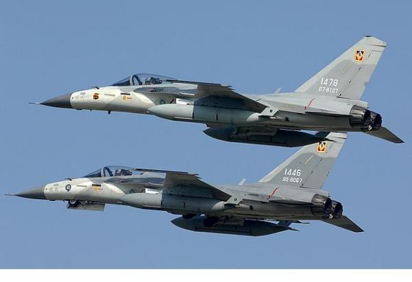 AIDC F-CK-1 Ching-kuo 880148803