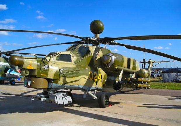 Hélicoptères de combat Russe ..... 2350000812