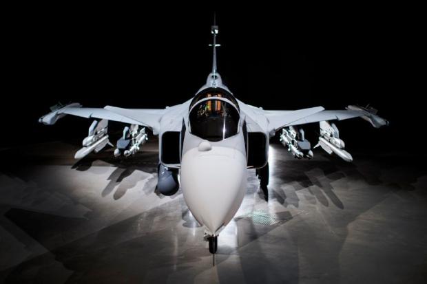 المقاتلة ساب جريبن SAAB Gripen E - صفحة 2 3369236951
