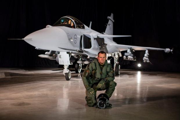 المقاتلة ساب جريبن SAAB Gripen E - صفحة 2 1677559019