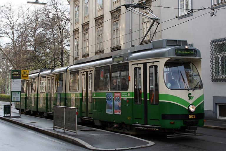 Holding Graz Linien ili Tramvaji u Grazu 8249_20