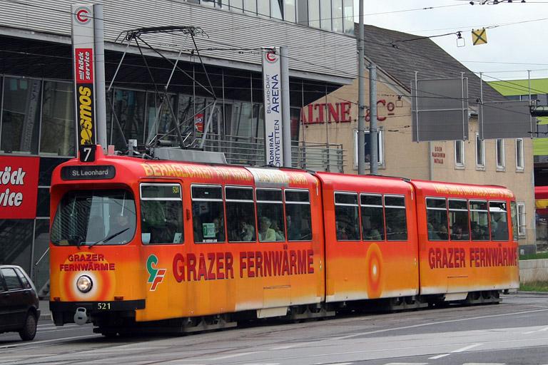 Holding Graz Linien ili Tramvaji u Grazu 8251_02