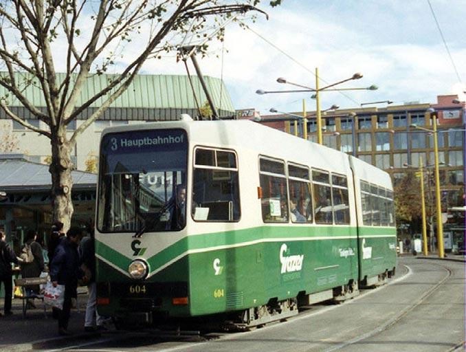 Holding Graz Linien ili Tramvaji u Grazu 82_26