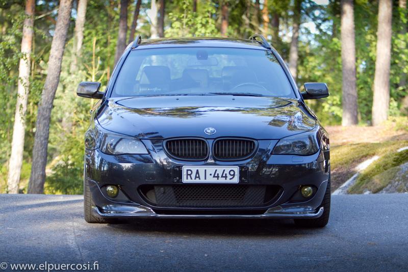 BMW 530d M-sport E61 - Sivu 7 _small