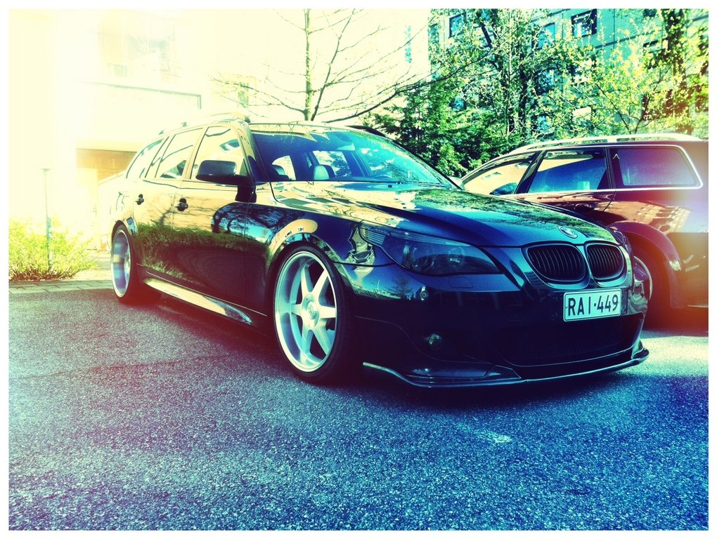 BMW 530d M-sport E61 - Sivu 7 _medium