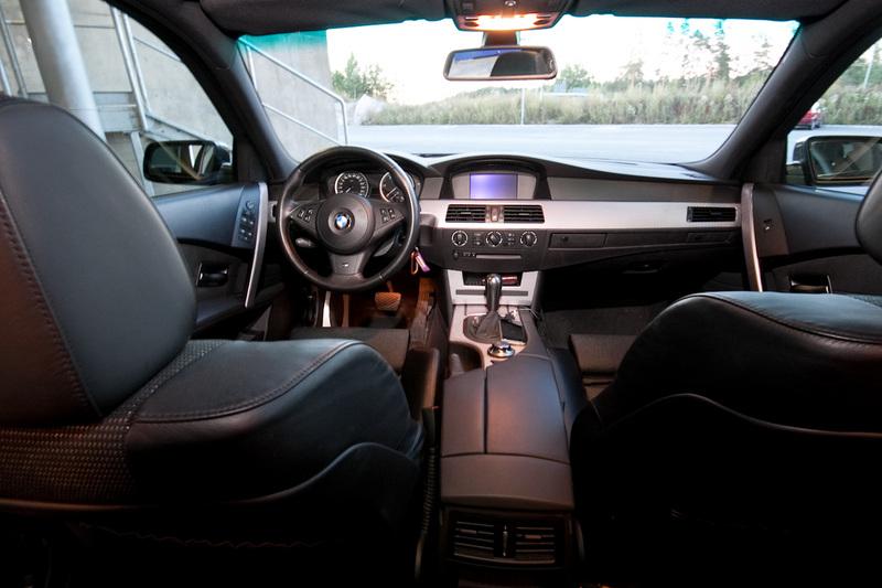 BMW 530d M-sport E61 - Sivu 5 _small
