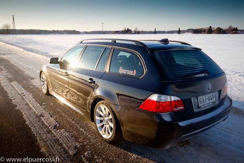BMW 530d M-sport E61 - Sivu 3 _small