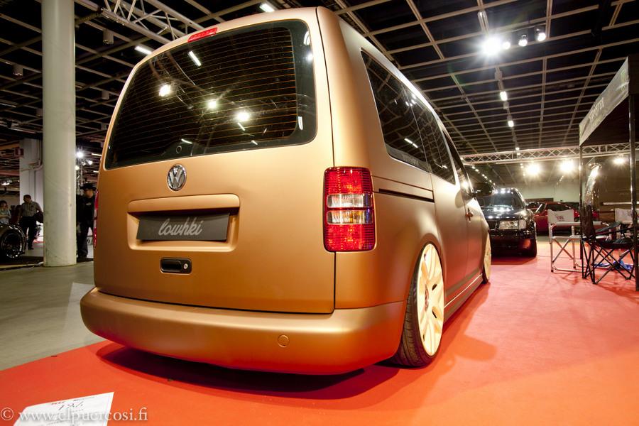 Mikko S.: VW Caddy Elämä ilmoilla - Sivu 5 _img900