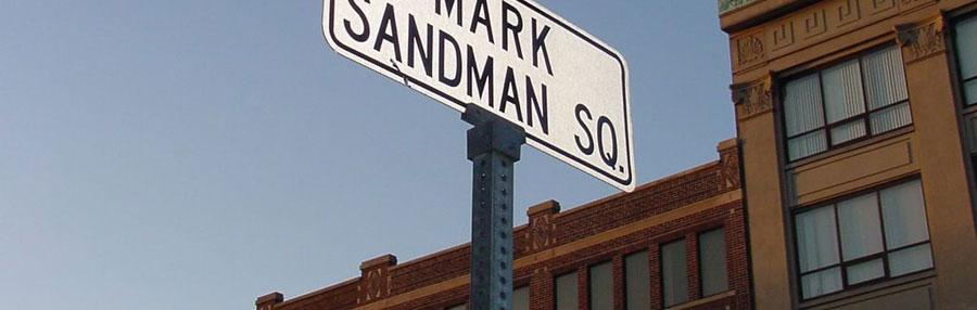 Morphine Mark-sandman