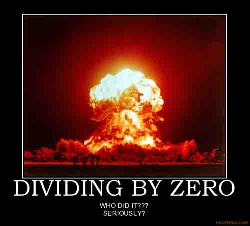 TWBB Mafia Game 10: Why We Don't Divide by Zero-FINALE-The Usurpation of Heaven-COMING TO THEATERS NEAR YOU! Dividing-by-zero-demotivational1