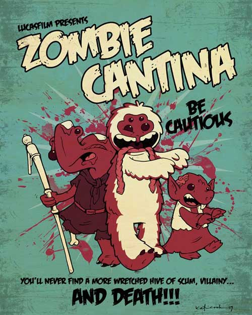 Star Wars - The Cool Weird Freaky Creepy Side of The Force - Page 38 Zombie-cantina-star-wars