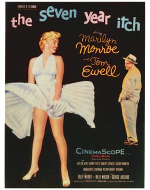 Filmski plakati - Page 18 The-seven-year-itch