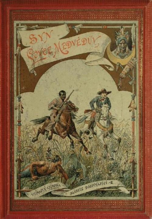Karl Fridrih Maj Karl_May_Son_of_Bear_Hunter_Vilimek_1892-500x721