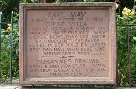 Karl Fridrih Maj Karl_May_in_Deidesheim_1