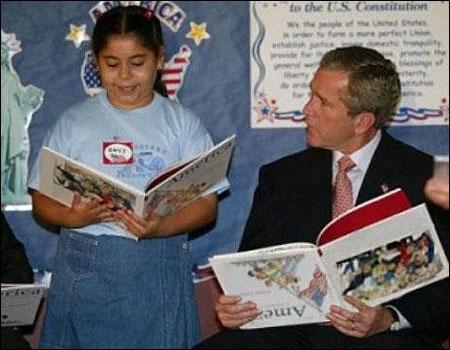 Vídeo en el que acusan a Fidel de tener demencia senil y mi contestación. Bush